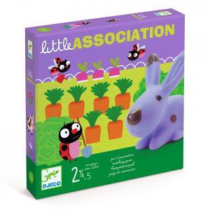 Djeco - DJ08553 - Jeux des tout petits -  Little association* (331272)