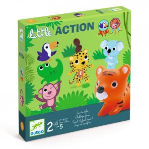 Djeco - DJ08557 - Jeux des tout petits -  Little action * (331280)