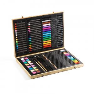 Djeco - DJ09750 - Les couleurs - Pour les grands - Grande boite de couleurs* (331720)