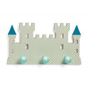 Djeco - DD03274 - Patères château (331988)