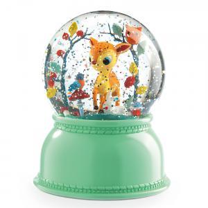 Djeco - DD03401 - Veilleuses boule de neige - Faon (332036)