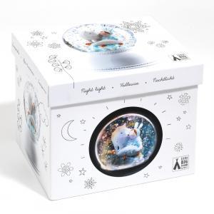 Djeco - DD03405 - Veilleuses boule de neige - Lila & Pupi (332042)
