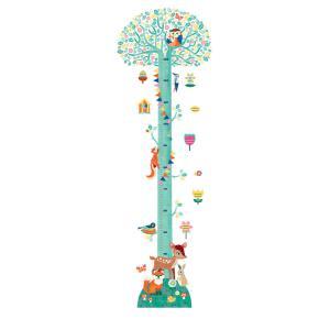 Djeco - DD04038 - Stickers toises arbre en fleurs (332096)