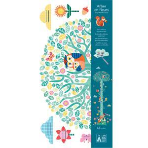 Djeco - DD04038 - Stickers toise - Arbre en fleurs (332096)