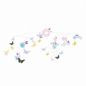 Djeco - DD04320 - Mobiles papier - Ronde des papillons (332122)