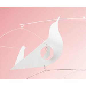 Djeco - DD04371 - Mobiles papier - Des oiseaux blancs (332162)