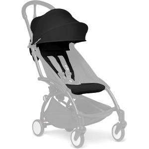 Babyzen - BZ10104-05-A - Pack couleur 6+ Noir pour poussette YOYO+ (332846)
