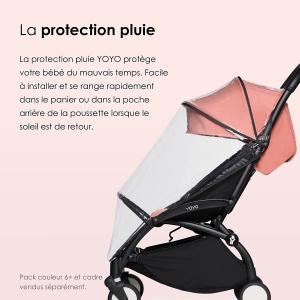 Babyzen - BZ10207-01 - Protection pluie pack 6+ YOYO  (332876)