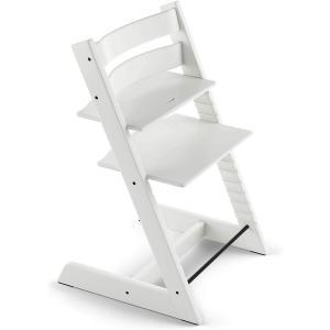 Stokke - 100107 - Chaise haute Tripp Trapp Blanc (332930)