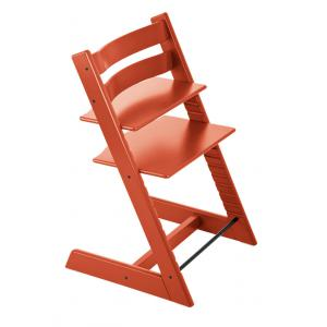 Stokke - 100123 - Chaise haute Tripp Trapp Lava Orange (332932)