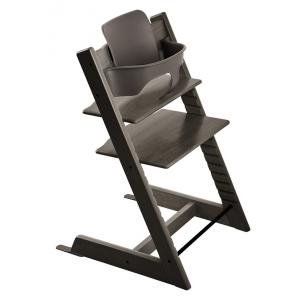 Stokke - 100126 - Chaise haute Tripp Trapp Gris brume (332938)