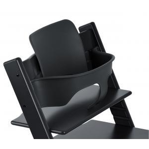 Stokke - 159303 - Accessoire Baby Set couleur Noir pour chaise Tripp Trapp (332948)