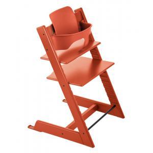 Stokke - 159315 - Accessoire Baby Set couleur Lava Orange pour chaise Tripp Trapp (332954)