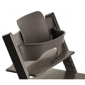 Stokke - 159318 - Accessoire Baby Set couleur Gris brume pour chaise Tripp Trapp (332960)