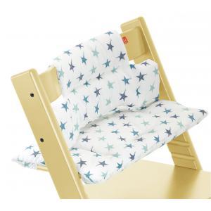 Stokke - 100326 - Coussin pour chaise Tripp Trapp Etoiles Bleues (enduit) (332968)