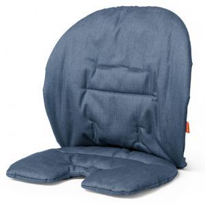 Stokke - 349903 - Coussin Bleu pour chaise haute Steps (333020)