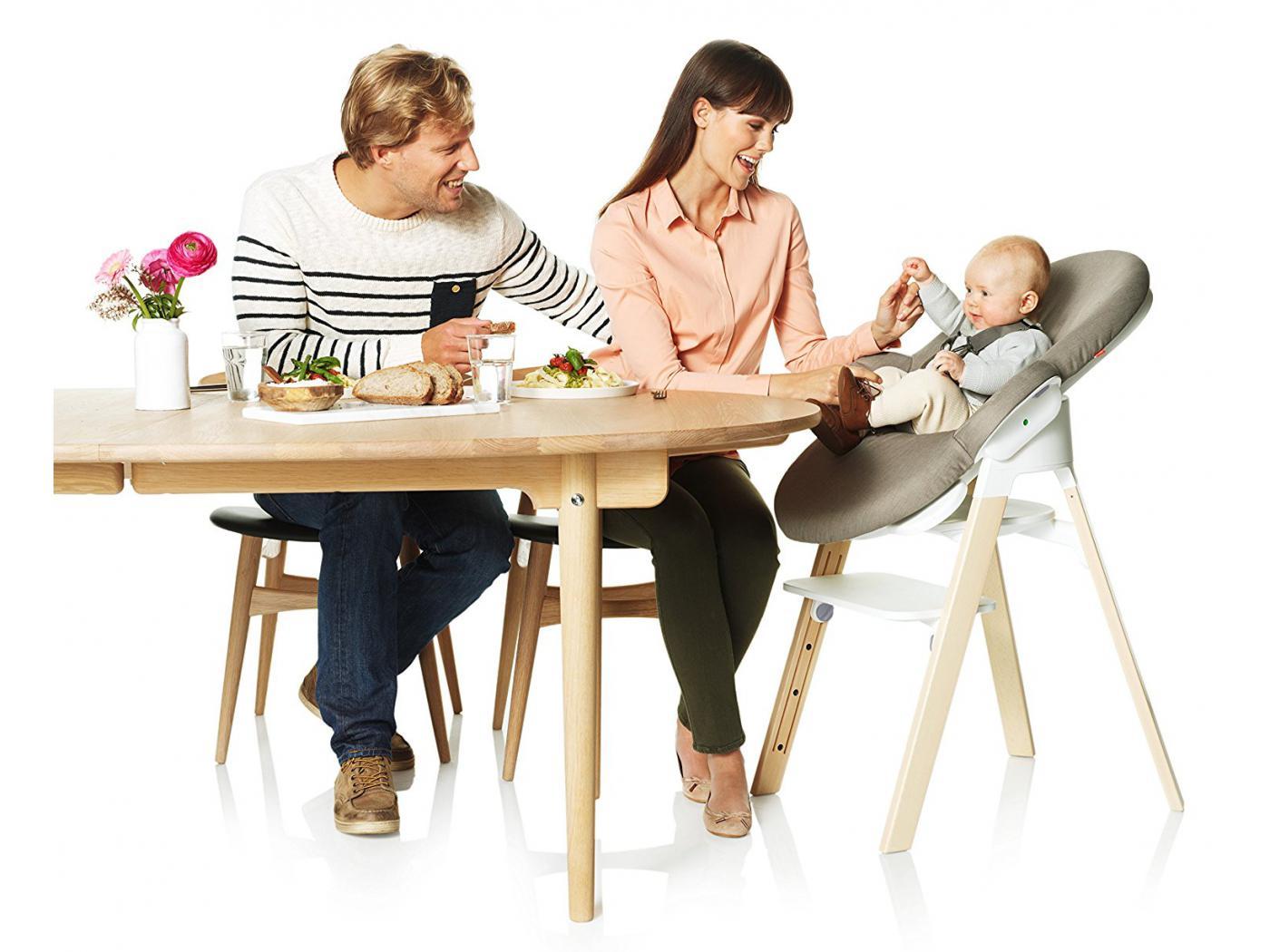 stokke stokke steps transat mod le rouge. Black Bedroom Furniture Sets. Home Design Ideas