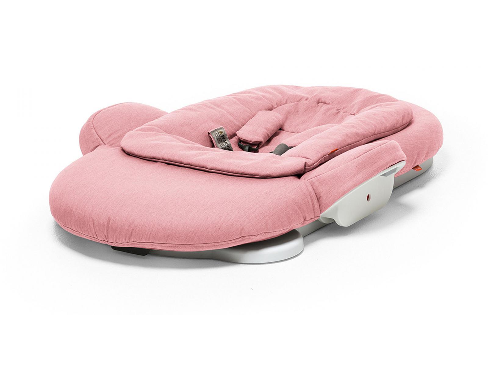 stokke transat stokke steps tm couleur rose. Black Bedroom Furniture Sets. Home Design Ideas