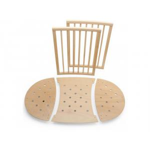 Stokke - 221901 - Kit d'extension 120cm pour berceau Sleepi Naturel (333048)