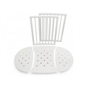 Stokke - 221905 - Kit d'extension 120cm pour berceau Sleepi Blanc (333054)