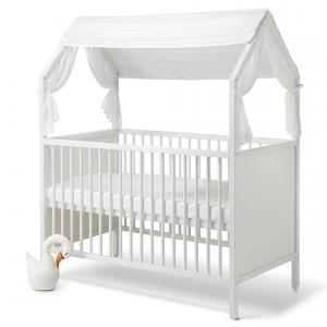 Stokke - 409001 - Toit pour lit Home(TM) blanc (333148)