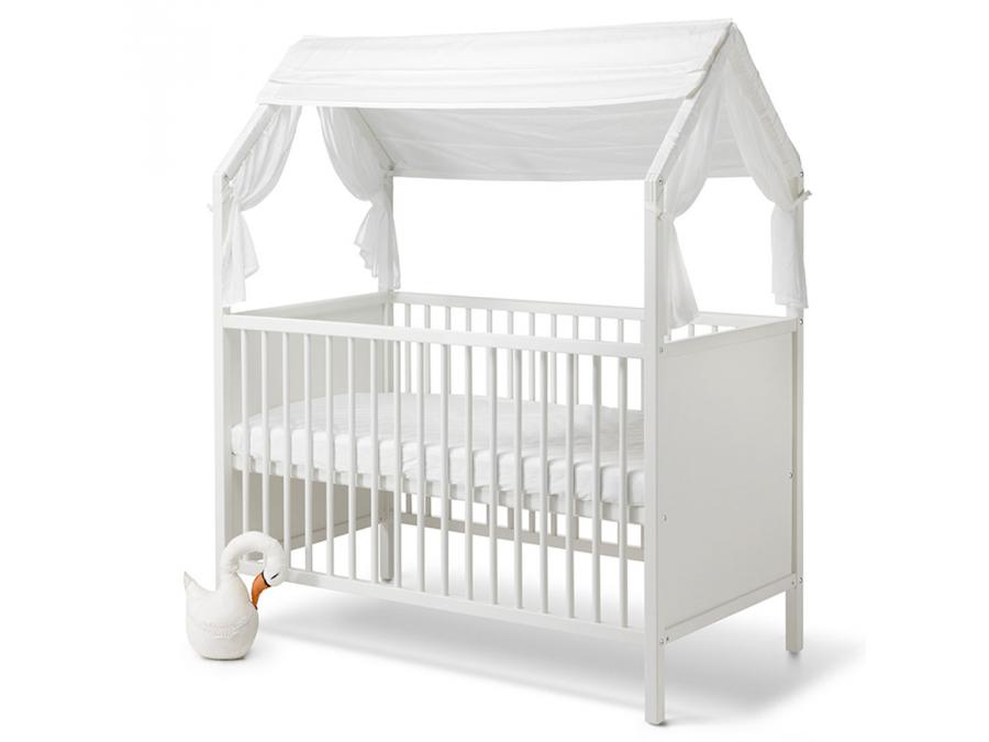 stokke habillage de toit pour lit home blanc. Black Bedroom Furniture Sets. Home Design Ideas