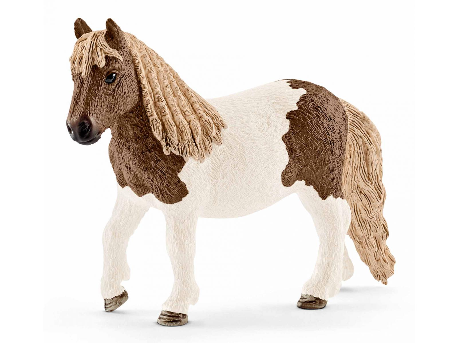 schleich figurine soigneuse poneys shetland 24 5 cm x 5 2 cm x 19 cm. Black Bedroom Furniture Sets. Home Design Ideas
