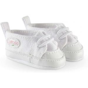 Corolle - FCW21 - Bébé baskets blanches - taille 36 cm - âge : 3+ (333716)