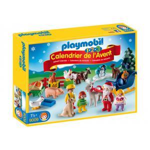 Playmobil - 9009 - Calendrier de l'Avent 1.2.3  (333842)