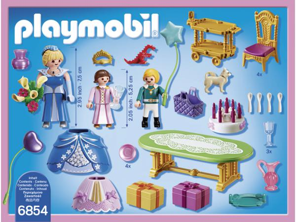 Playmobil salle manger pour anniversaire princie for Salle a manger playmobil