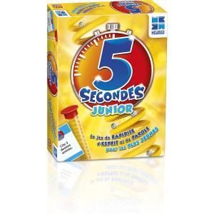 Megableu editions - 678031 - 5 secondes junior (334132)