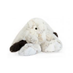Histoire d'ours - HO2730 - Softy - lapin Ulysse petit modèle - 20 cm - boîte cadeau (334296)