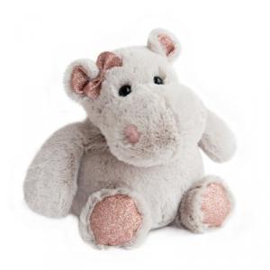 Histoire d'ours - HO2628 - Hippo girl - 25 cm - boîte cadeau (334326)