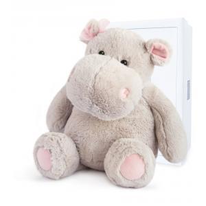 Histoire d'ours - HO2629 - Hippo girl - 38 cm (334328)