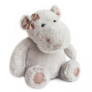 Histoire d'ours - HO2629 - Hippo girl - taille 38 cm - boîte cadeau (334328)