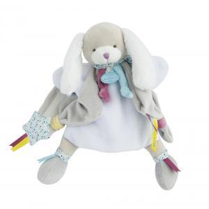 Doudou et compagnie - DC3082 - Marionnette - chien toopi boy- 28 cm (334342)