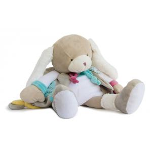 Doudou et compagnie - DC3077 - Chien toopi - range pyjama - 50 cm (334502)