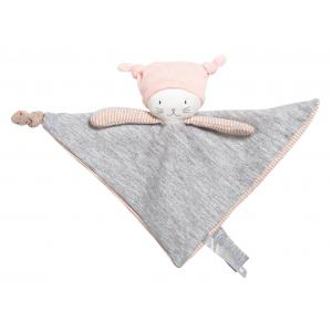 Moulin Roty - 663015 - Doudou attache tétine Moon le chat Les petits dodos (334982)