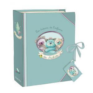 Moulin Roty - 660107 - Coffret naissance Les Pachats (335236)