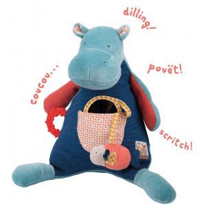 Moulin Roty - 658078 - Hippopotame d'activités Les Papoum (335620)