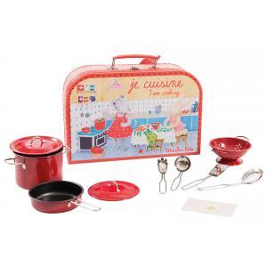 Moulin Roty - 632405 - Valise je cuisine La Grande Famille (335832)