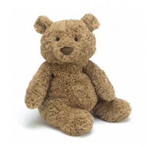 Jellycat - BARM3BR - Bartholomew Bear Medium - 28  cm (336222)