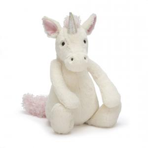 Jellycat - BAS3UUS - Bashful Unicorn Medium (336510)