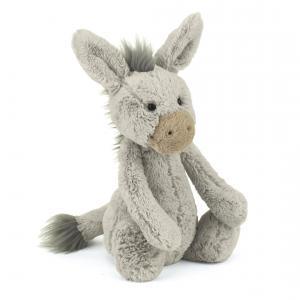 Jellycat - BAS3DN - Bashful Donkey Medium (336620)