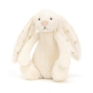 Jellycat - BASS6TW - Bashful Twinkle Bunny Small - 18 cm (336650)