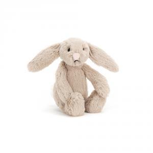 Jellycat - BAB6BB - Bashful Beige Bunny Baby - 13  cm (336652)