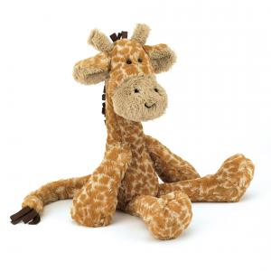 Jellycat - MER6GN - Peluche girafe Merryday - H =41 cm (336788)