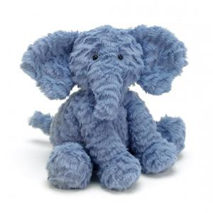 Jellycat - FW6EUK - Peluche Fuddlewuddle Elephant Medium 23cm (336814)