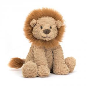 Jellycat - FW6LN - Peluche Lion Fuddlewuddle  Moyen Animal Sauvage -23 cm (336820)