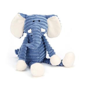 Jellycat - SR4EL - Cordy Roy Baby Elephant - 34 cm (337266)
